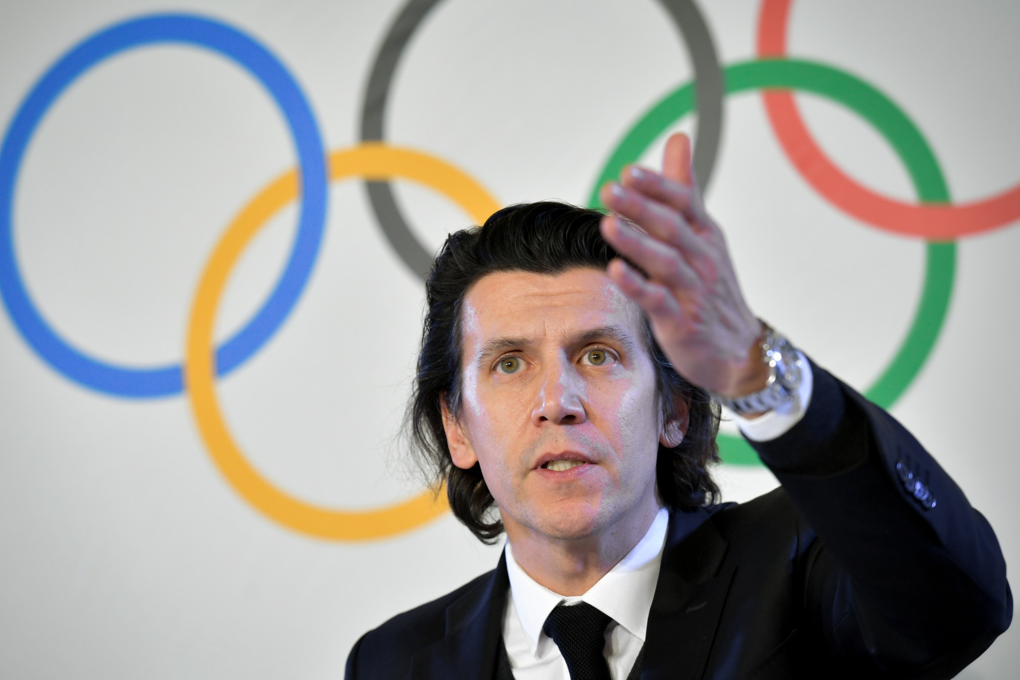Dubi confident in staying power of 2026 Winter Olympic and Paralympic bid candidates