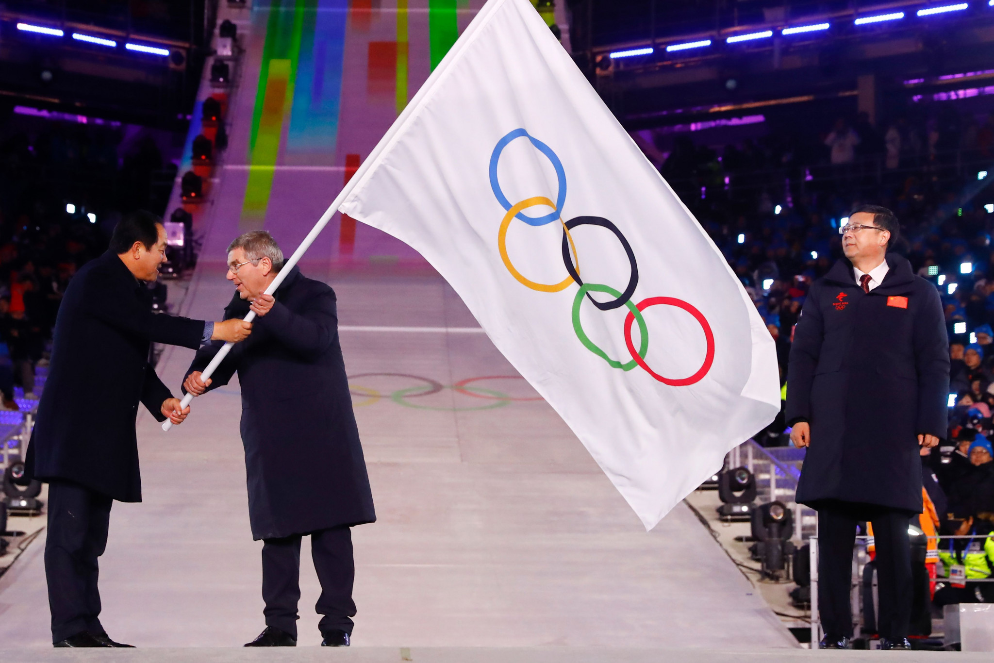 The IOC say that Sapporo will not be at a disadvantage, despite Asia hosting three Olympics in a row ©Getty Images