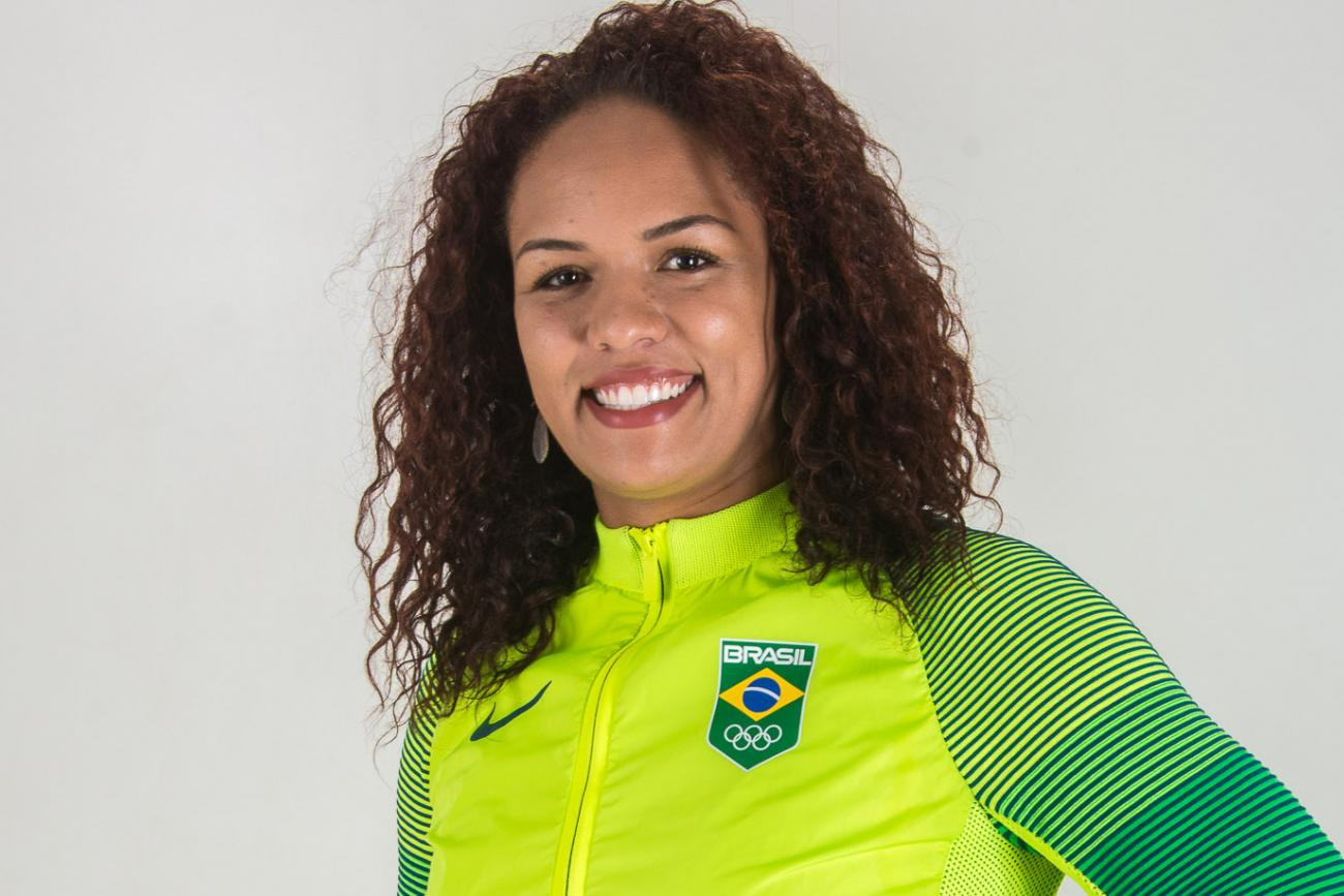 Brazilian awarded United World Wrestling's Women in Sport Award