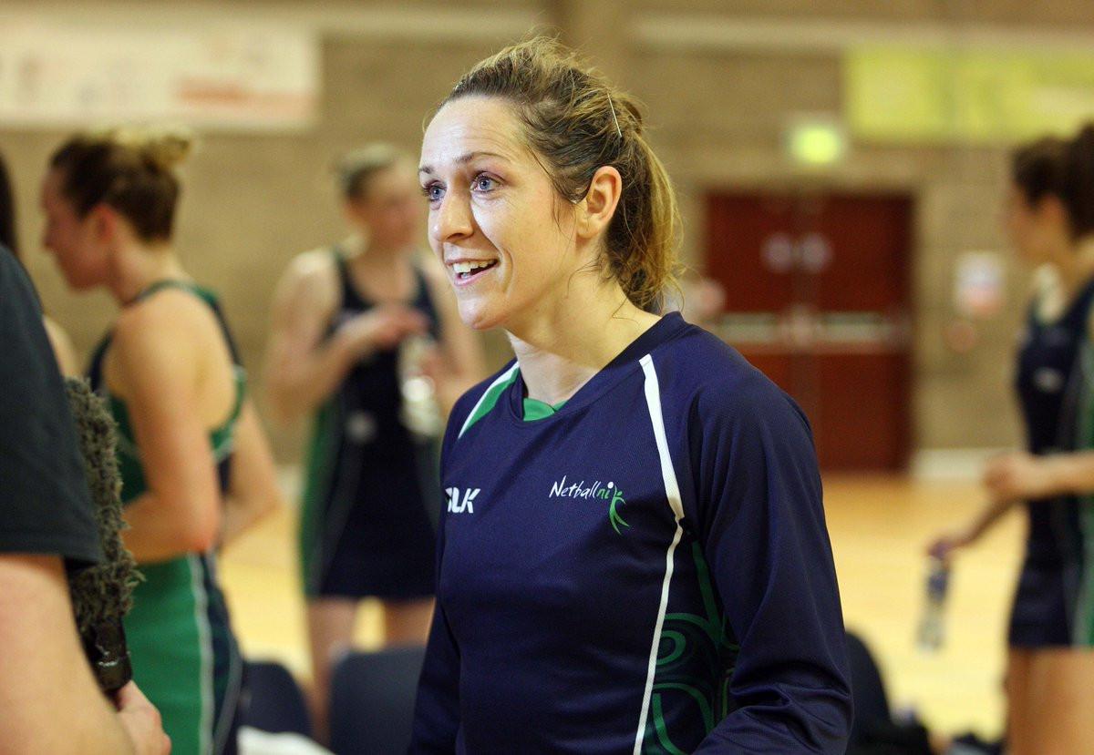 Caroline O'Hanlon will carry Northern Ireland's flag in the Opening Ceremony ©Northern Ireland CWG