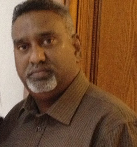 Mauritius Chef de Mission Kaysee Teeroovengadum has been embroiled in an alleged sexual assault incident ©Facebook