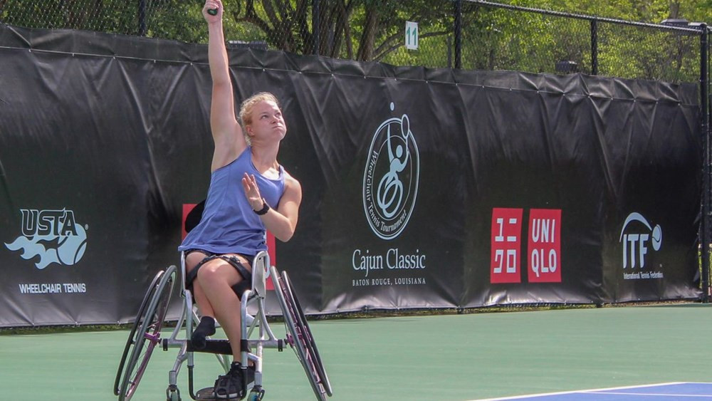 De Groot secures world number one status by winning Cajun Classic