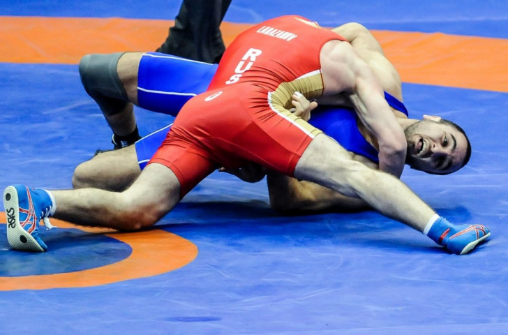 Mikhail Mamiashvili was hopeful of seeing the likes of Chingiz Labazanov in action for Russia at the Wrestling World Championships