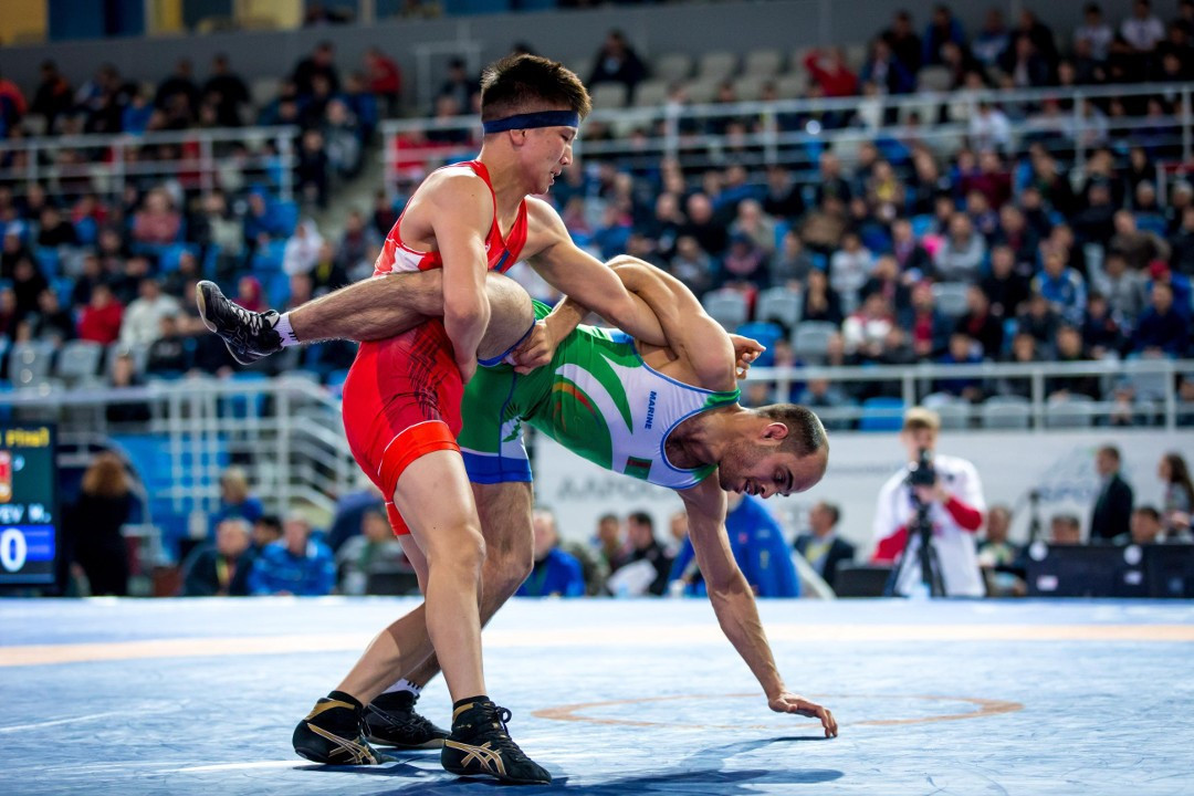 Mongolia and India to replace Russia and Iran at UWW 2018 Men's Freestyle World Cup