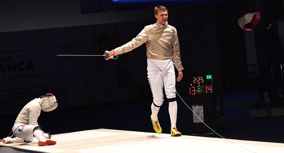 Russia win two sabre golds at Junior and Cadets World Fencing Championships