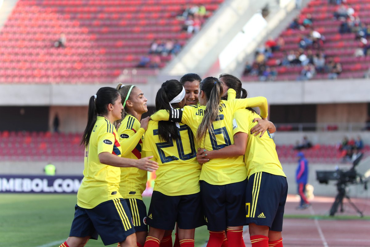 Colombia brush aside Uruguay in Copa América Femenina opener