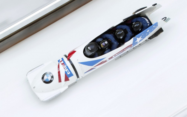Four women's bobsleigh is among new events being considered ©IBSF