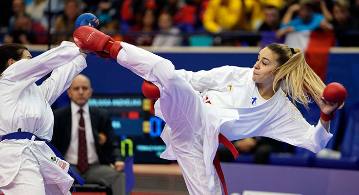 Xiaoyan Yin seeks golden hat-trick at Karate 1-Premier League in Rabat
