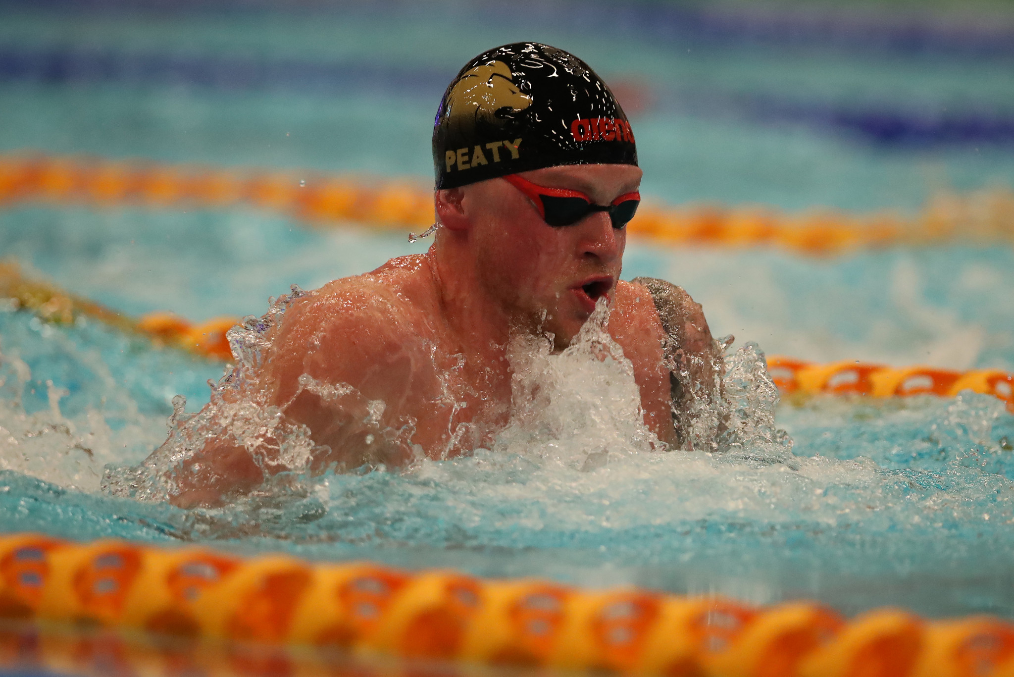 Peaty calls for FINA to do more to combat swimming doping problems