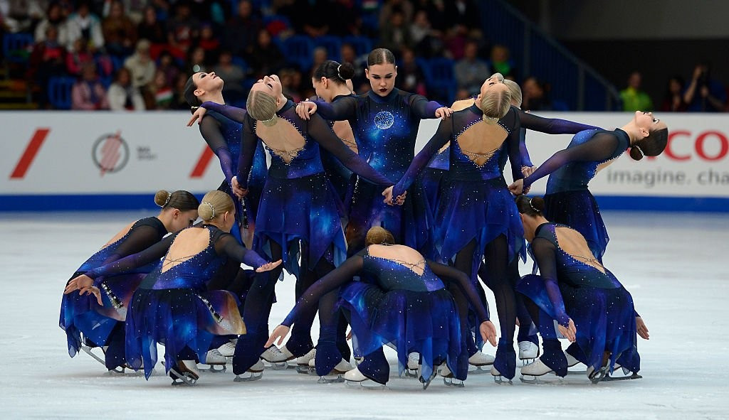 Russia's Team Paradise bid for more perfection at ISU World Synchronized Skating Championships in Stockholm