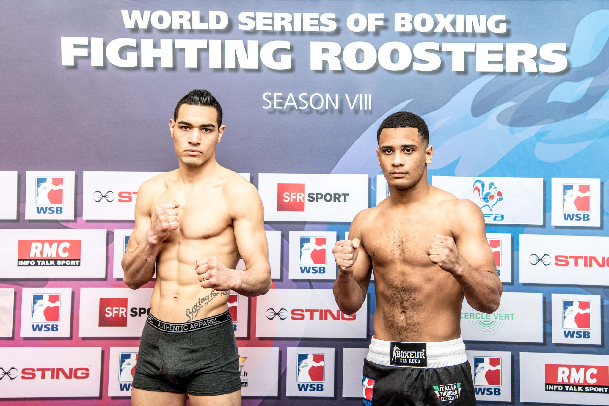 France Fighting Roosters look to consolidate place at top of World Series of Boxing group