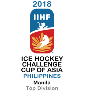 Hosts Philippines record emphatic win at 2018 IIHF Challenge Cup of Asia