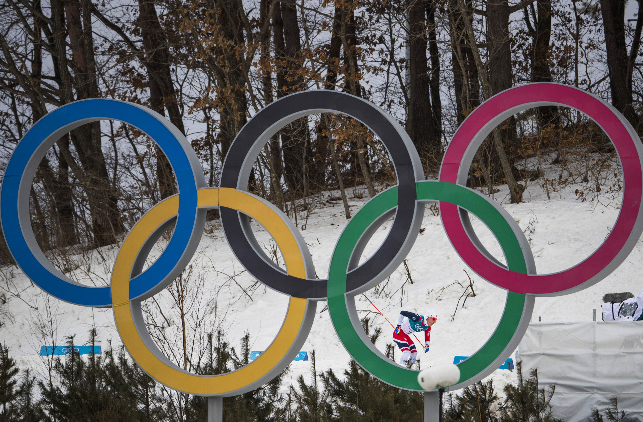 Russian Olympic Committee discuss doping issues at IOC meeting