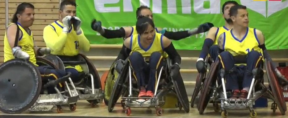 Colombia book place at IWRF World Championship with victory in Nottwil