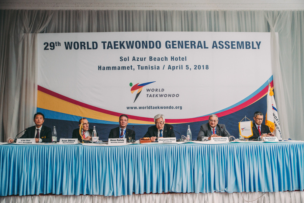 World Taekwondo approve rule changes designed to increase excitement at General Assembly