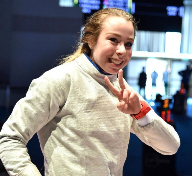 Pusztai retains sabre title at Junior and Cadets World Fencing Championships