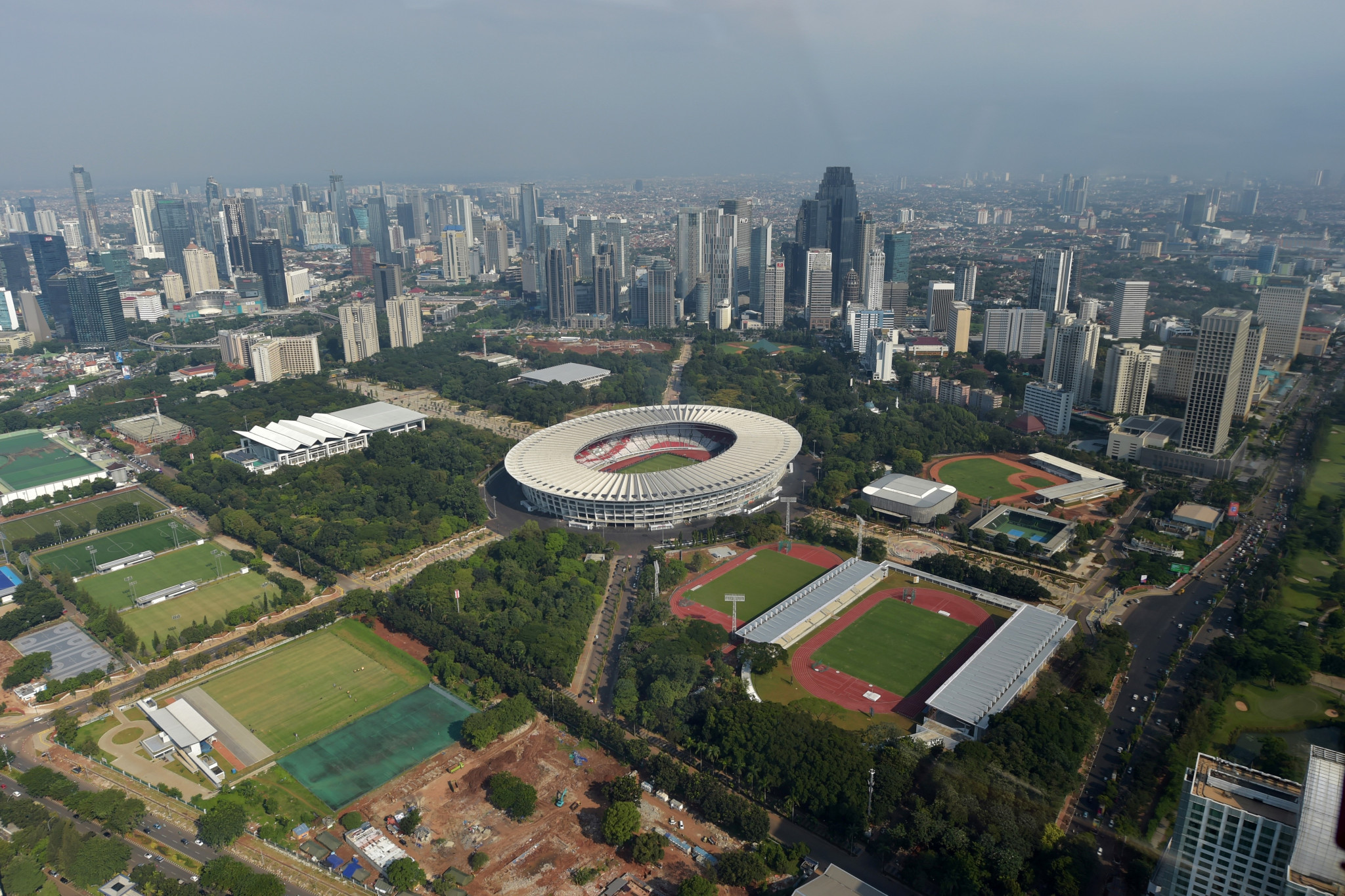 All venues for 2018 Asian Games to be ready by June, Indonesian official claims