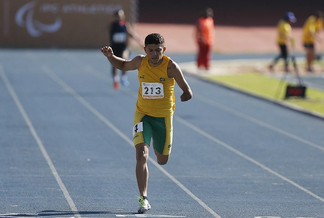 Brazil and South Africa dominate sprint events at IPC Athletics Grand Prix in São Paulo