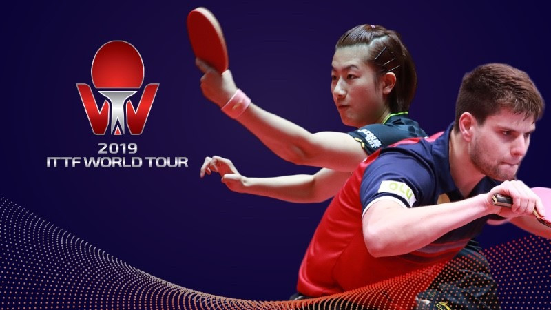 ITTF confirm 12 host countries for 2019 World Tour