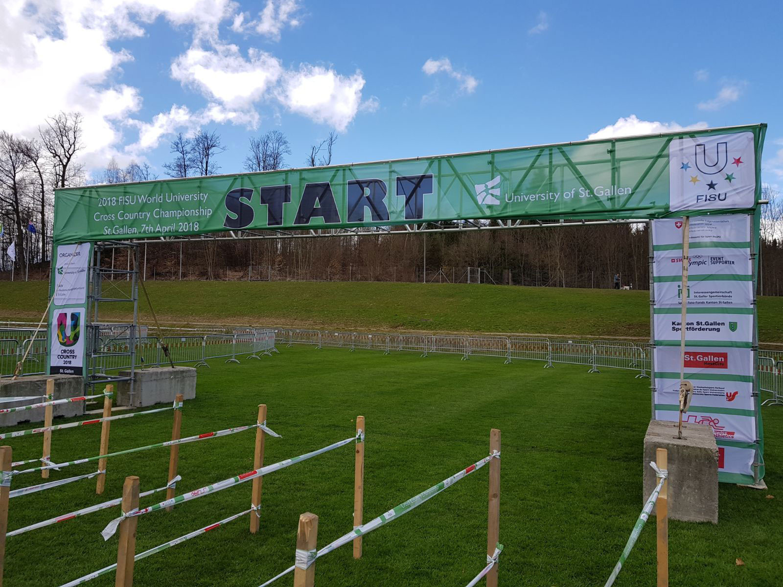 Testing St Gallen course awaits FISU World University Cross-Country Championship field as event returns to Switzerland