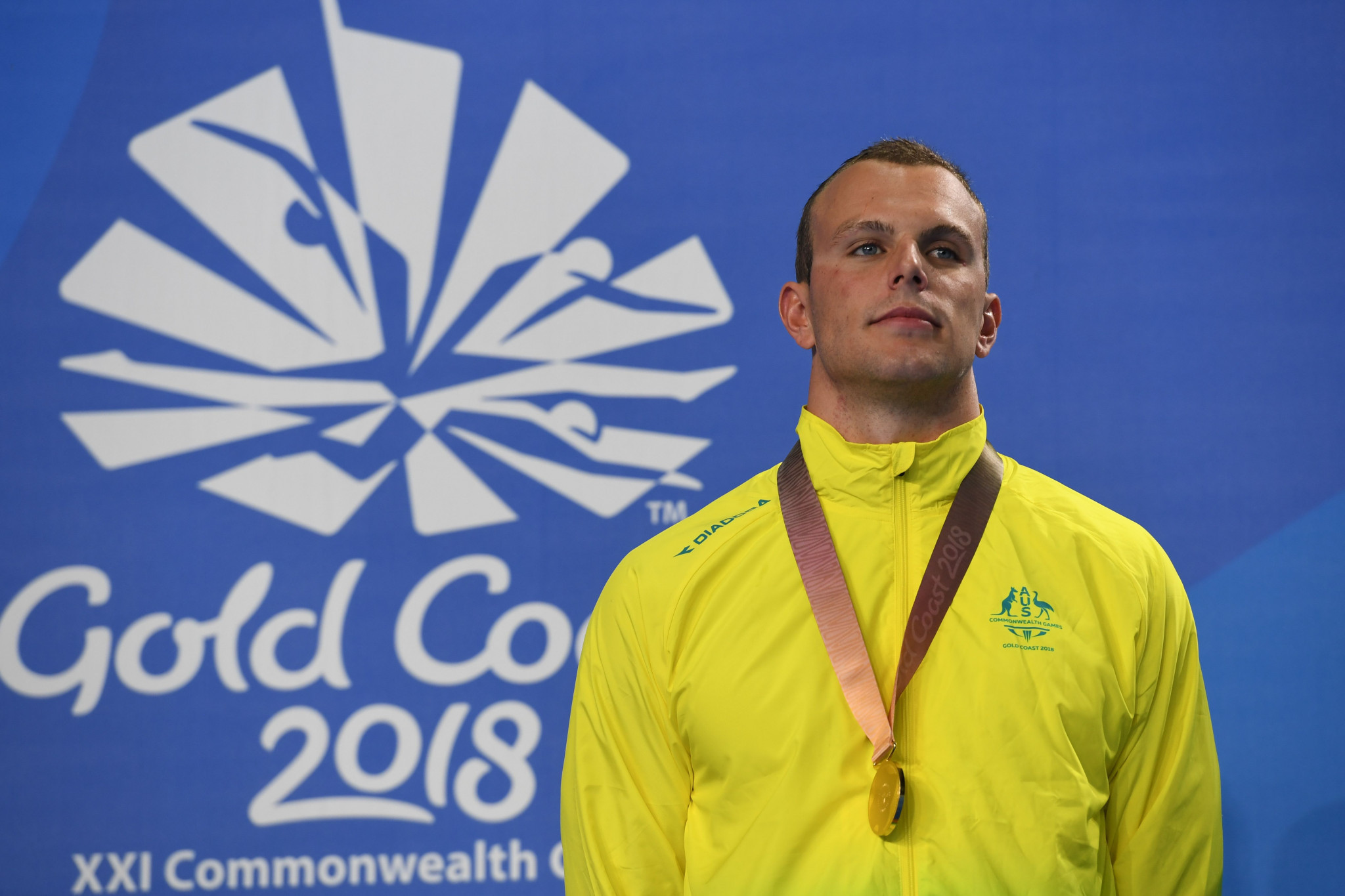 Chalmers marks triumphant return from heart surgery with Gold Coast 2018 swimming double