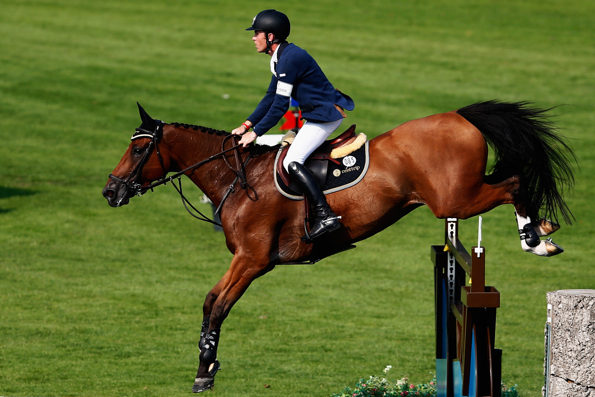 Scott Brash is hoping to add another win in Miami Beach ©Getty Images
