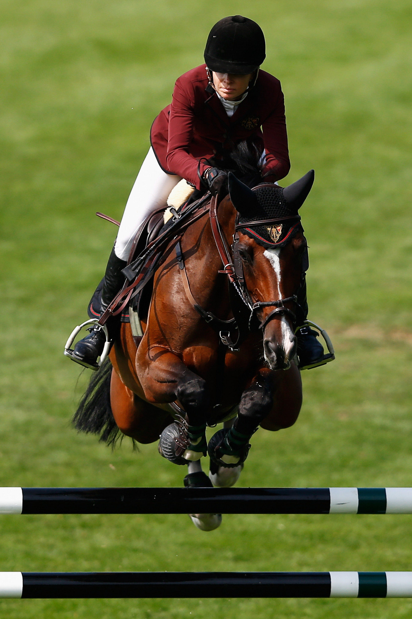 Edwina Tops-Alexander is a former two-time winner ©Getty Images