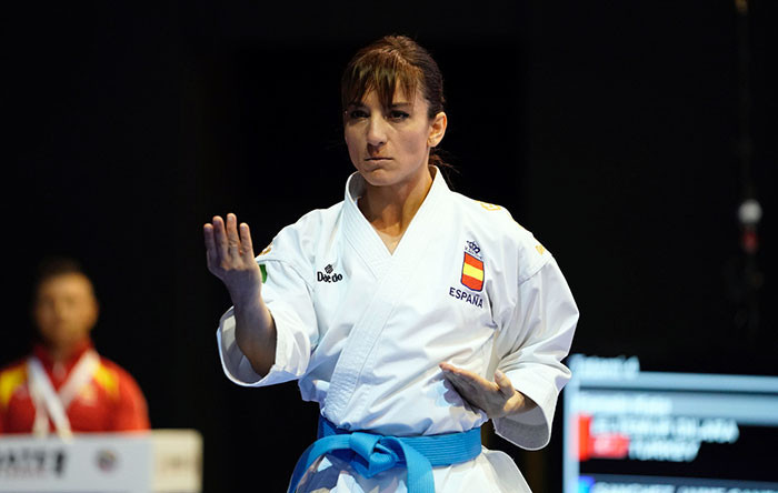 Sanchez sparkles as Karate 1-Premier League opens in Rabat