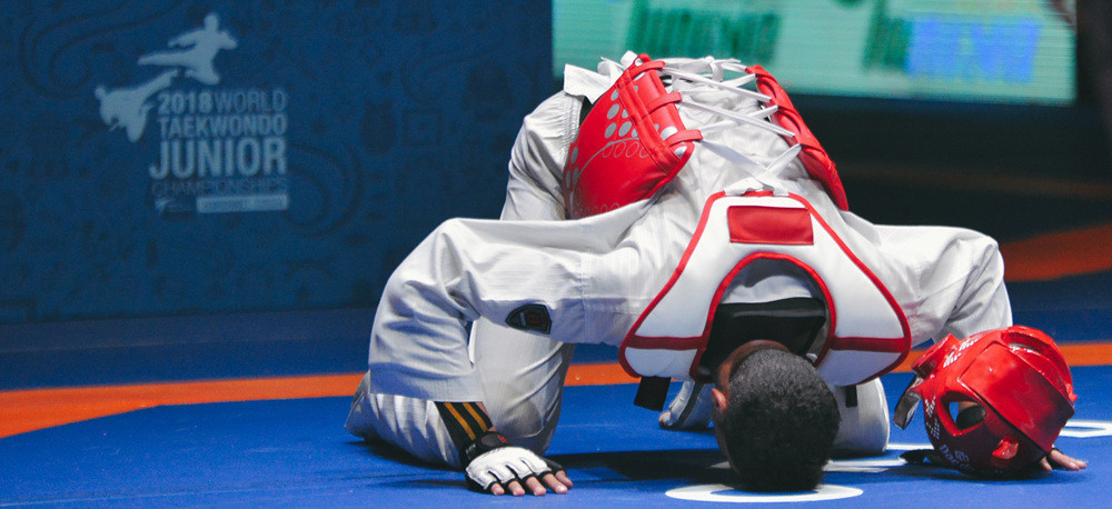Egypt win two titles as 40 athletes seal taekwondo quota places for Buenos Aires 2018