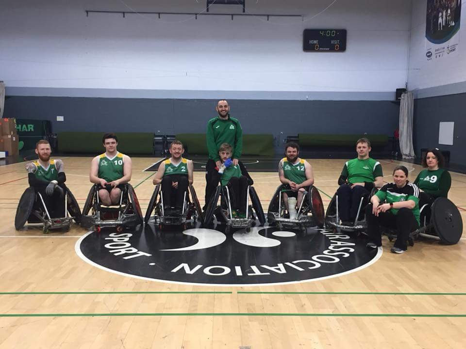 Ireland, New Zealand and Poland book places at IWRF World Championship