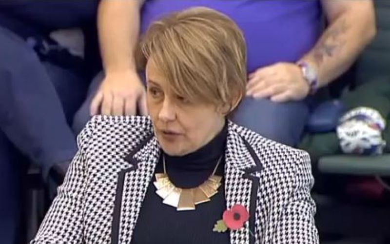 Baroness Tanni Grey-Thompson has questioned whether classification is fair and transparent ©DCMS