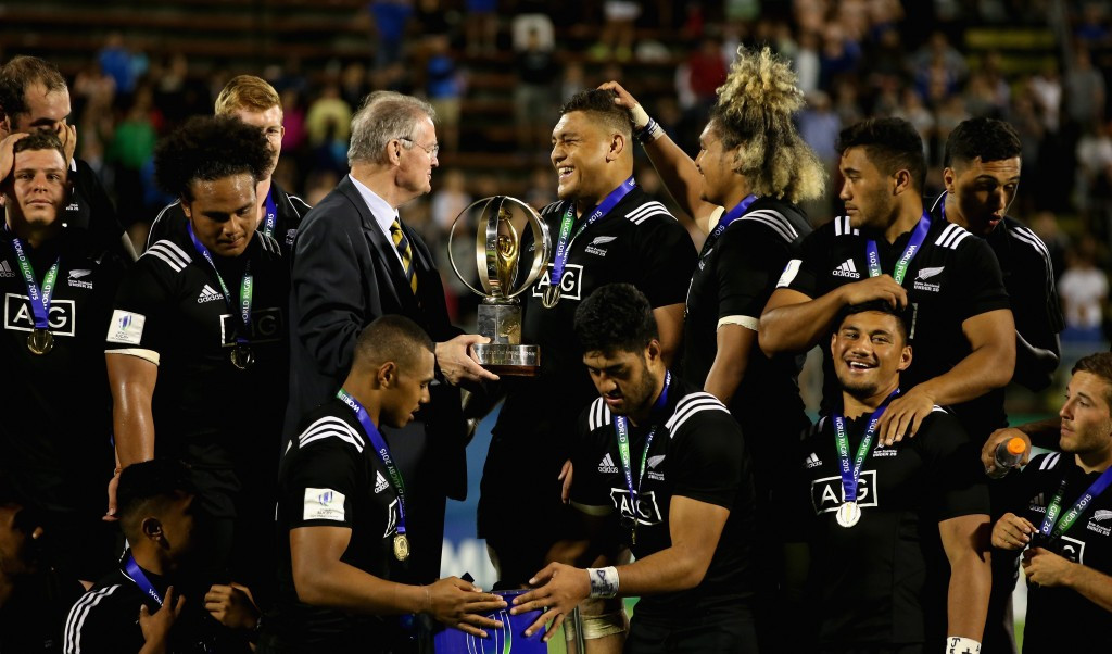 A place at the World U20 Championship, won this year by New Zealand, will be up for grabs in the African country