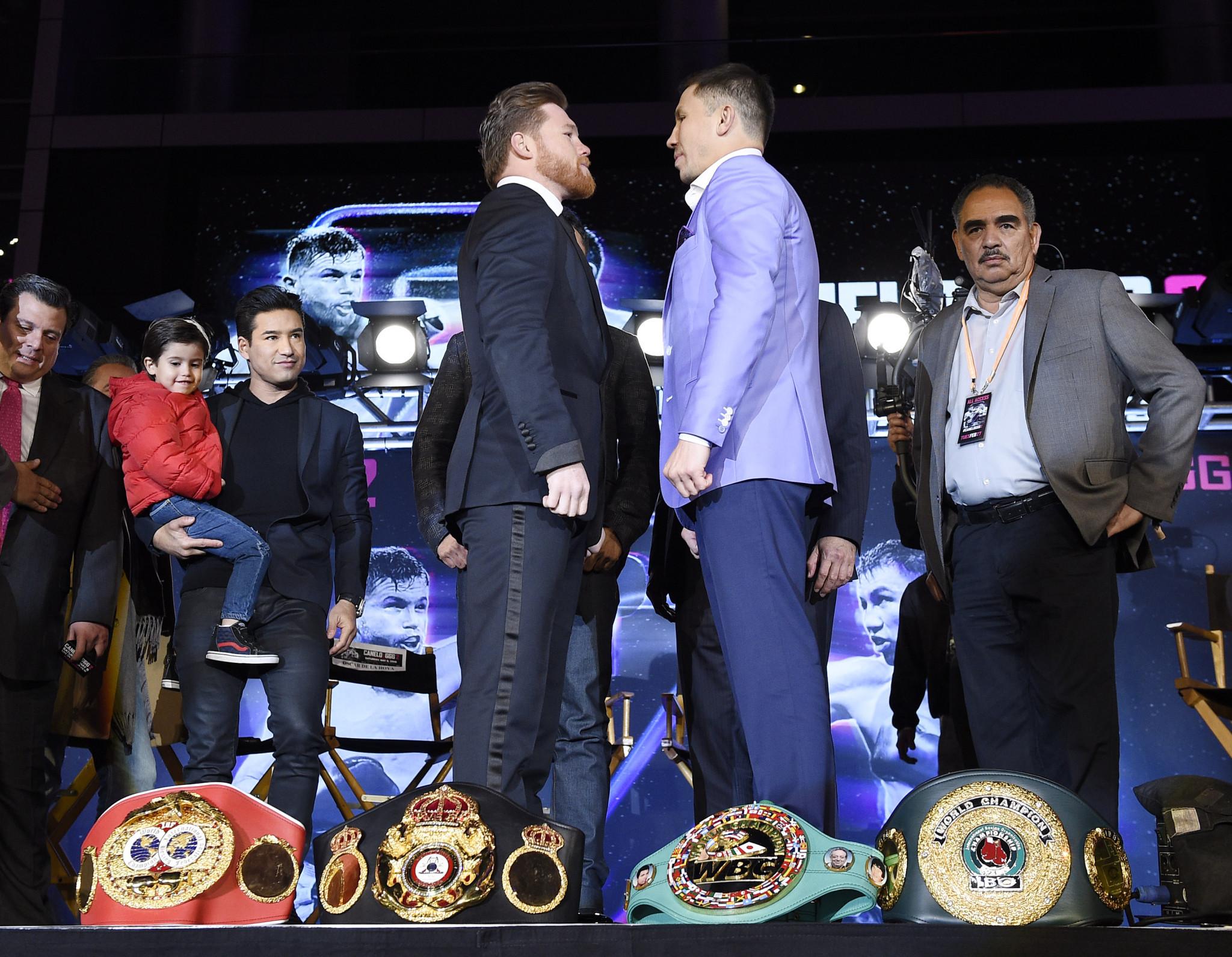 World Boxing Council President backs Alvarez after positive drugs test
