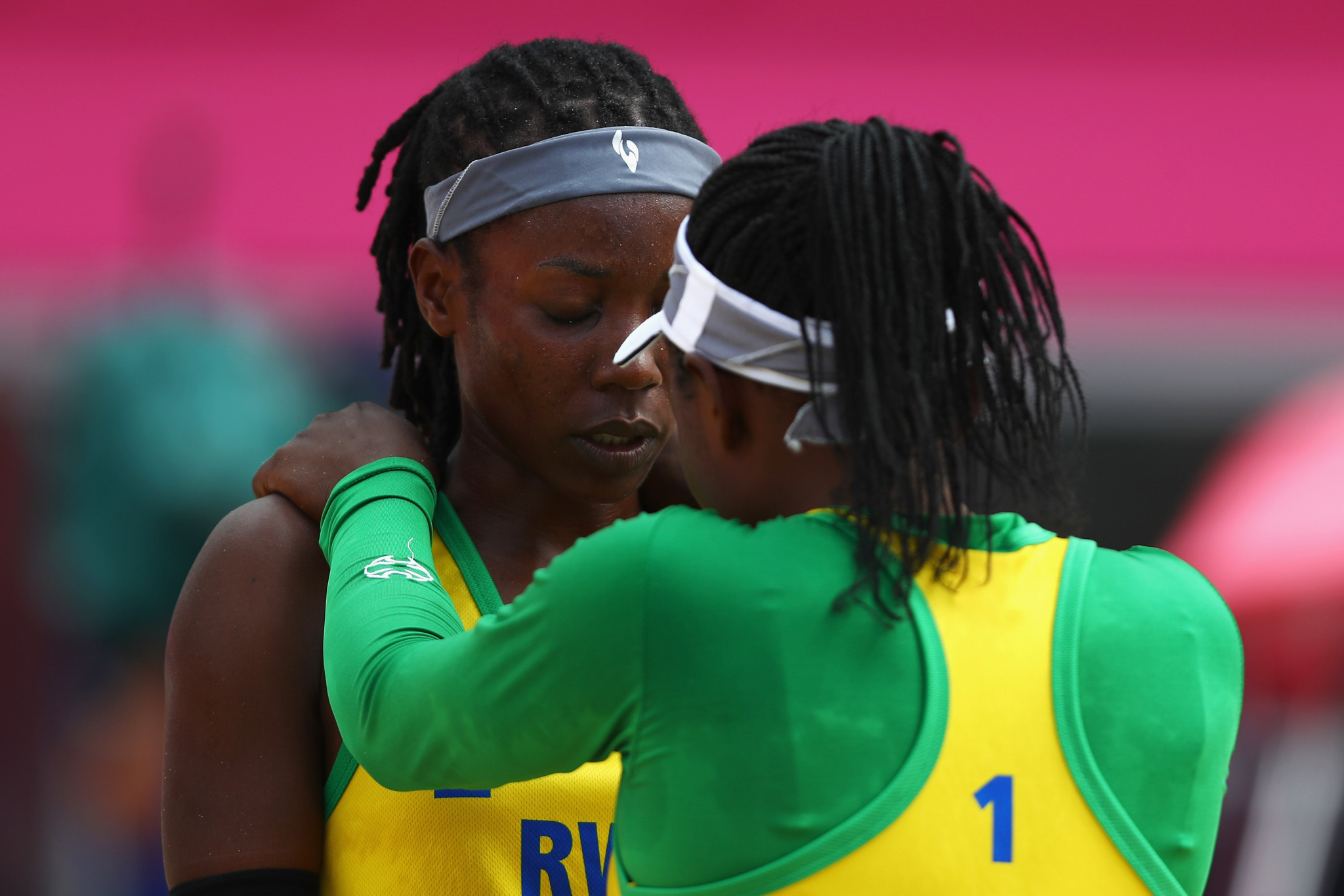 Anniversary of Rwandan genocide marked on day three of Gold Coast 2018 Commonwealth Games