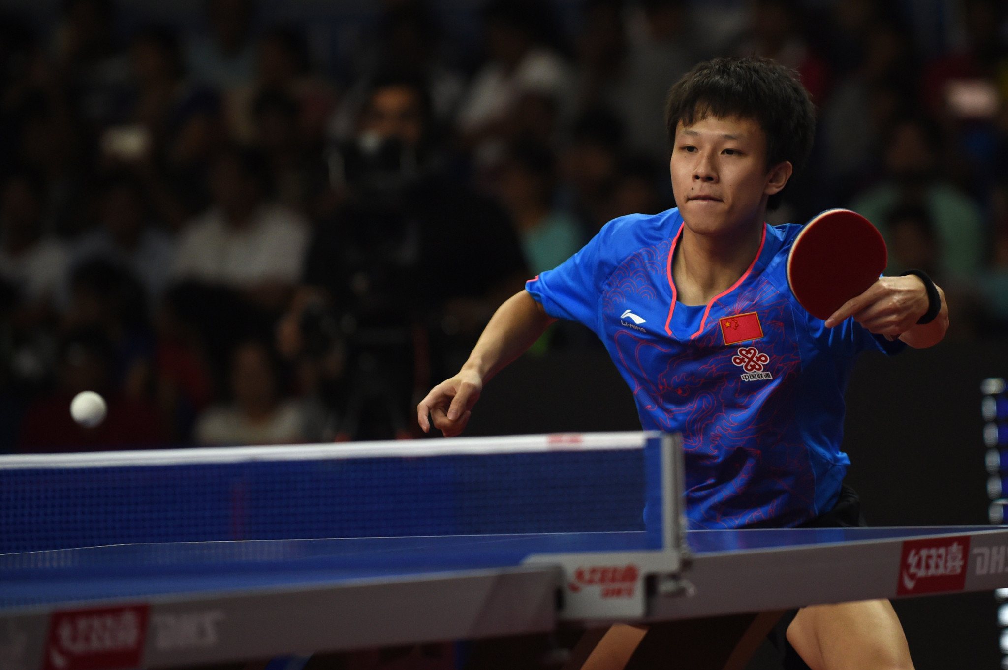 China re-asserts itself after shocks by claiming men's and women's final places at ITTF Asian Cup in Yokohama