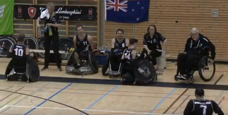 New Zealand to face Ireland in IWRF World Championship Qualification Tournament