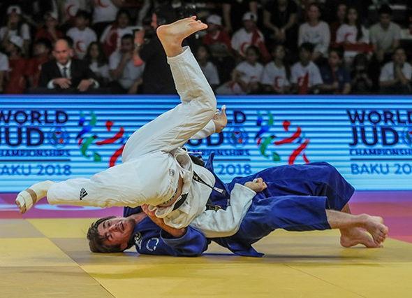 Sweden claim double gold at IJF Antalya Grand Prix