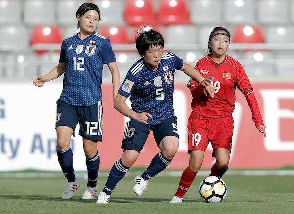 Japan make flourishing start to defence of Asian Women's Cup in Jordan