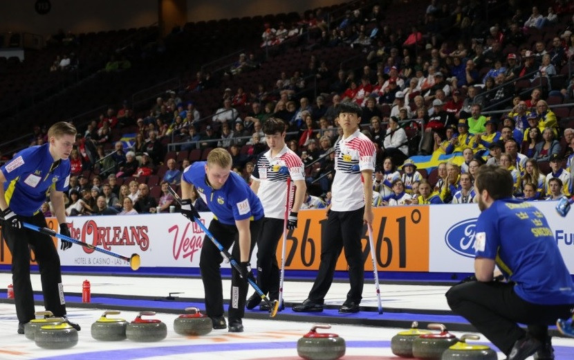 Sweden to face Canada in final of World Men's Curling Championship