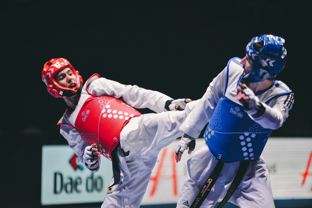 Iran and Russia end World Taekwondo Qualification Tournament with six Buenos Aires 2018 quota places