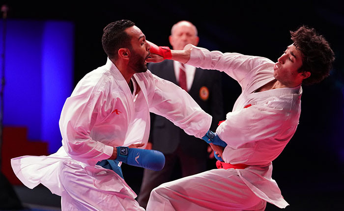 Grand Winners not so grand on final day of WKF Karate 1–Premier League in Rabat