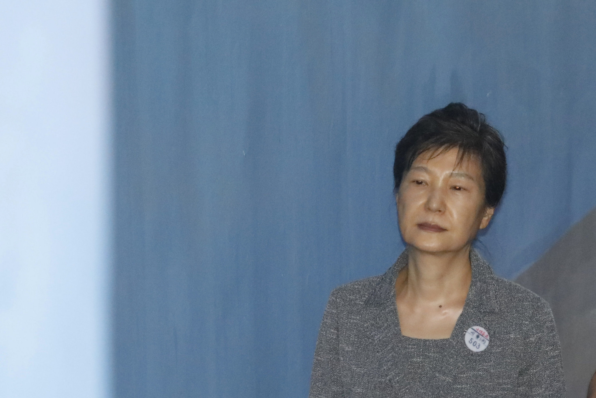 Park Geun-hye has been jailed for 24 years ©Getty Images