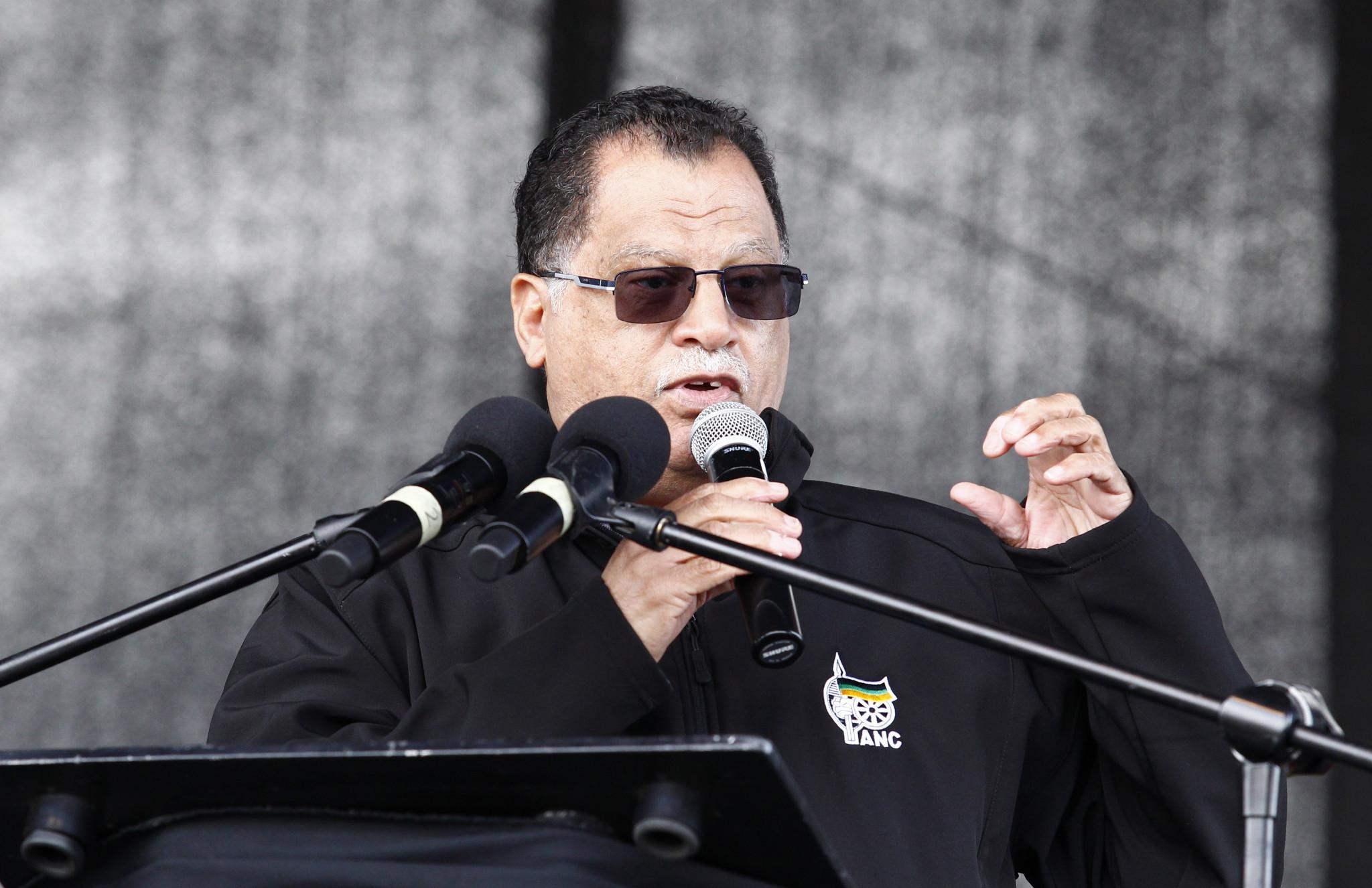 Specialist detective takes over investigation into SAFA President