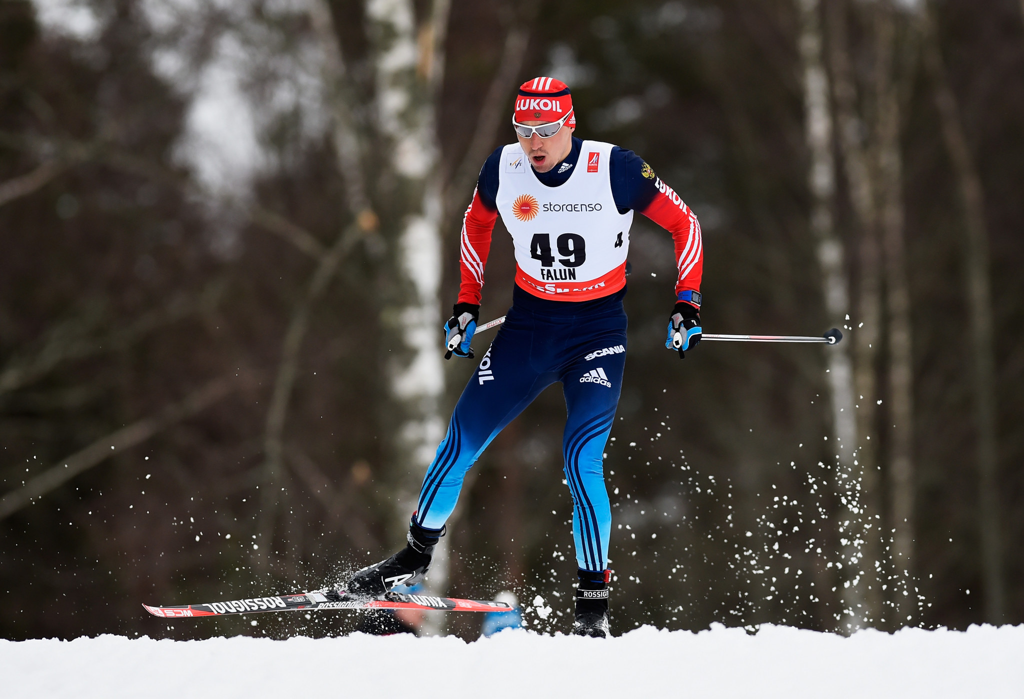 Russian cross-country skier Legkov confirms retirement