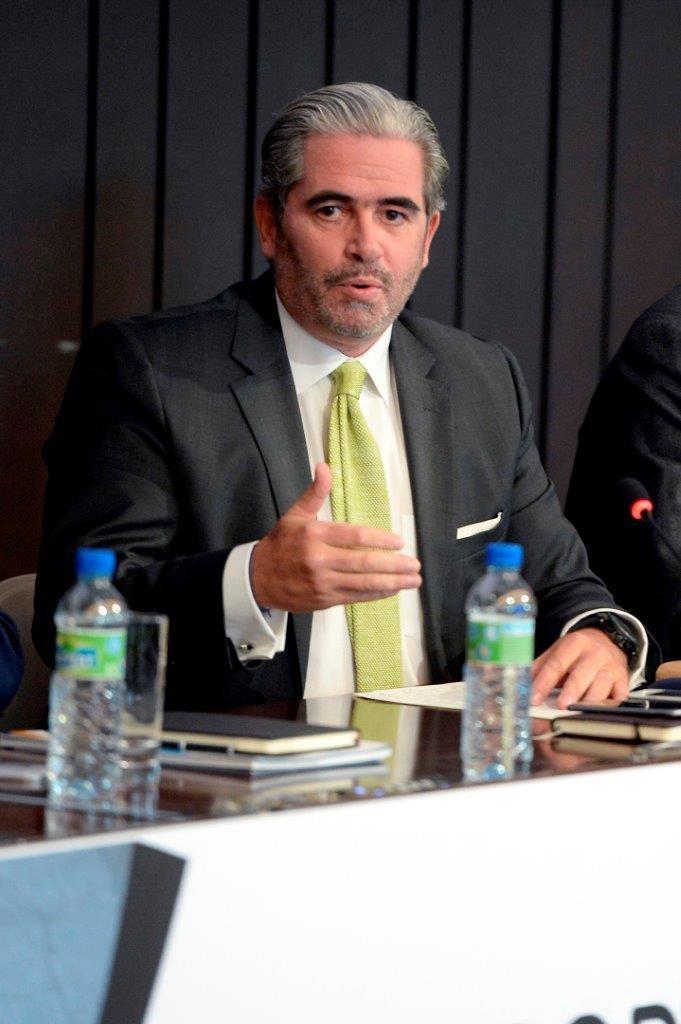 Emanuel Macedo de Medeiros has led calls for sport bodies to do more to stop trafficking ©ICSS
