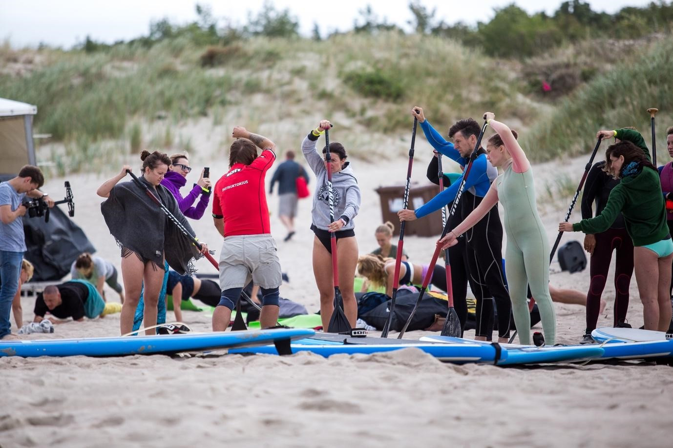 International Surfing Association rolls-out stand-up paddle coaching and instructor opportunities