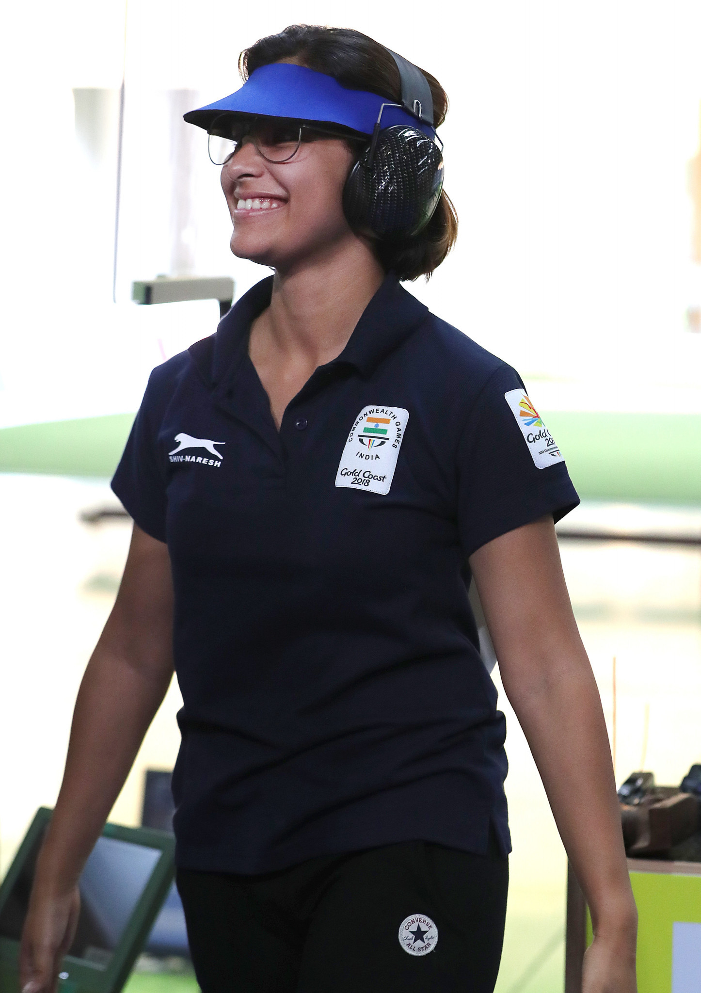 India's Heena Sidhu came out on top in the women's 25m pistol event ©Getty Images