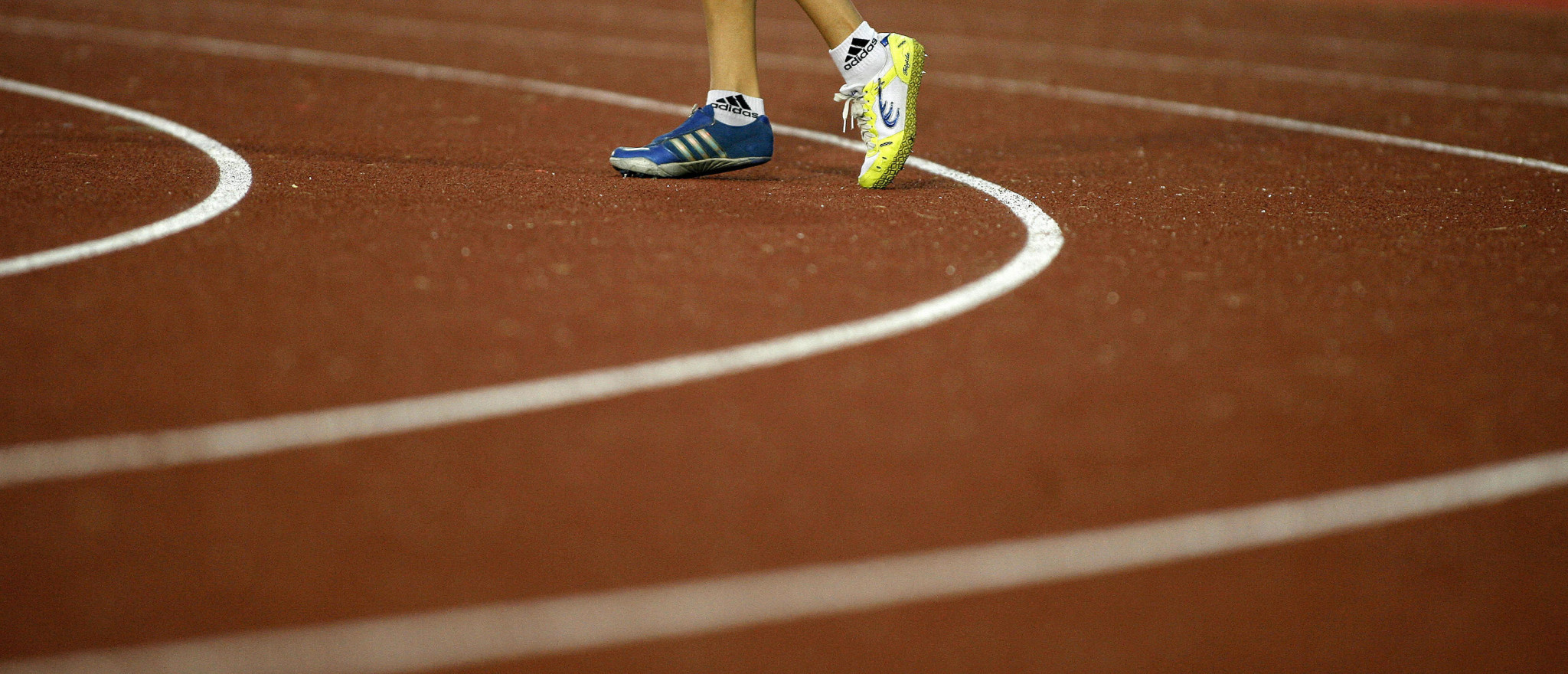 The vast majority of respondents to a poll felt athletics had the biggest problem with doping ©Getty Images