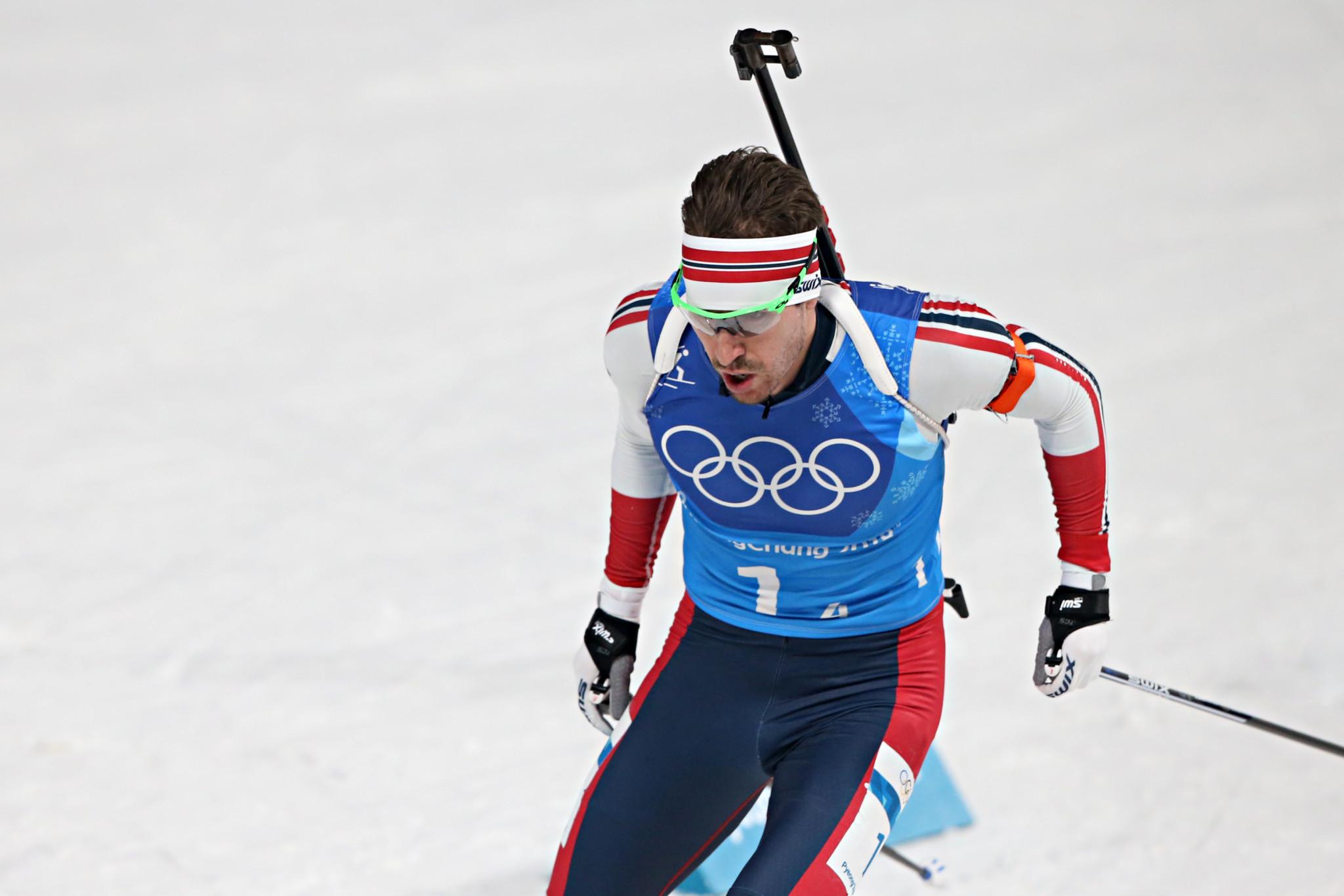 Emile Hegle Svendsen has retired from biathlon ©Getty Images