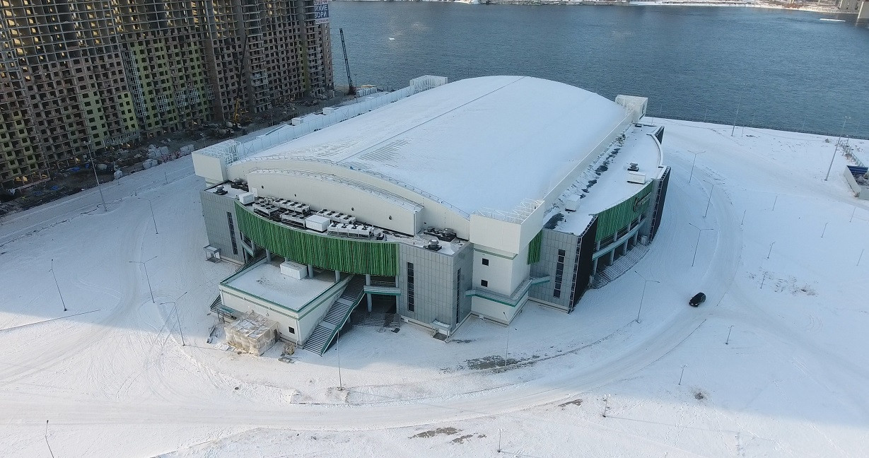 The Krasnoyarsk authorities have said 2019 Winter Universiade venues are more than 50 per cent complete ©Krasnoyarsk 2019